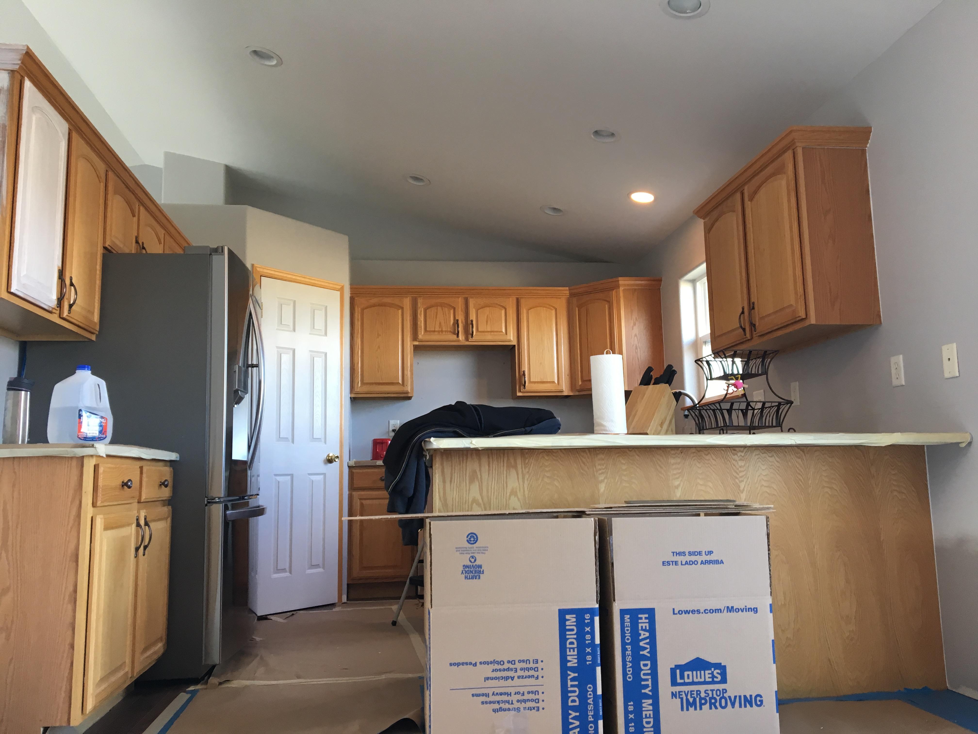Cabinet Refinishing and Wood Repair in Helena, Montana